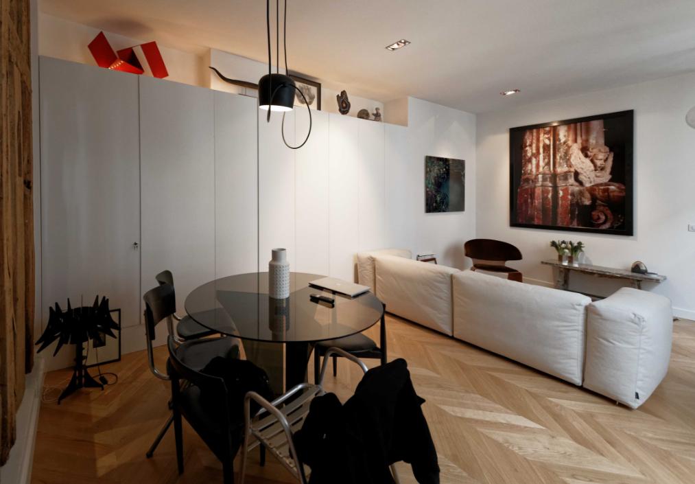 entreprise rénovation appartement