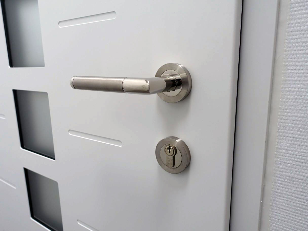 porte entree maison